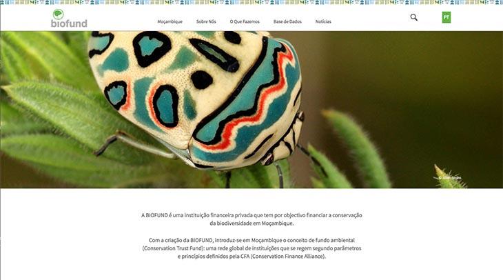 Website BIOFUND