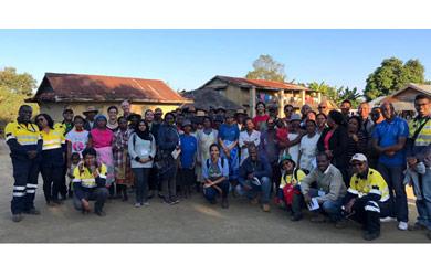 Troca de Experiências entre Moçambique e Madagáscar sobre a Implementação dos Contrabalanços