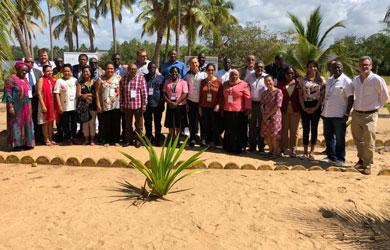 BIOFUND participa na 9ª Assembleia Anual da Rede de Fundos Ambientais Africanos (CAFÉ) realizada em Ouidah, Benin