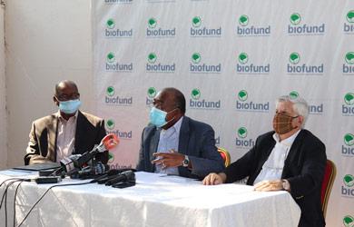 BIOFUND disponibiliza 3 Milhões de Dólares para o Pagamento dos Fiscais das Áreas de Conservação em Moçambique