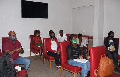 Nove Estagiários iniciam Actividades nas Áreas de Conservação no âmbito do Programa de Liderança para Conservação de Moçambique (PLCM)
