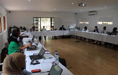 BIOFUND e parceiros reúnem-se para discutir a proposta do Regulamento dos Contrabalanços de Biodiversidade
