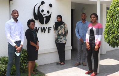 Mais dois jovens iniciam carreira no sector de conservação da biodiversidade através do PLCM