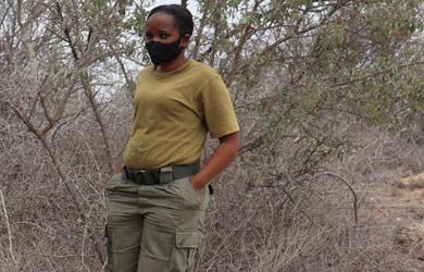 Diocórcia Chaguala – Mãe, esposa e heroína da biodiversidade